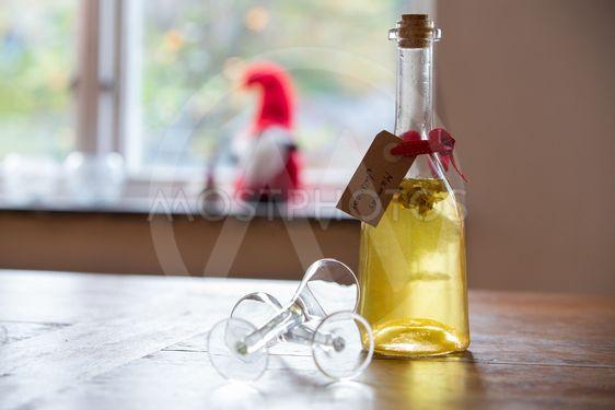 Snaps och glas