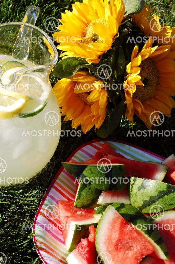 Summertime Refreshments