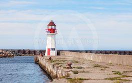 Grand Bank Wharf Lighthouse