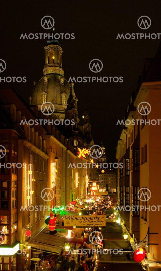 Dresden Weihnachtsmarkt - Dresden christmas market 10