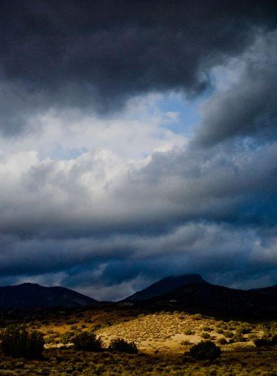 Tehachapi landscape