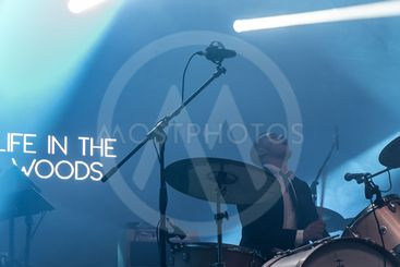 Life In The Woods at Live Music Club (MI) 18-10-2019