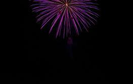fireworks, Volksfest Bobingen, Germany 13.08.2012