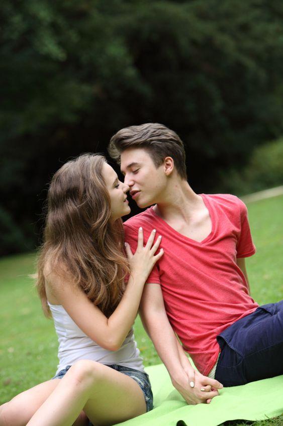 Fresh young teen couple sex video — 5