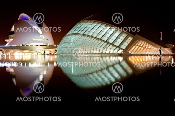 Night reflectections