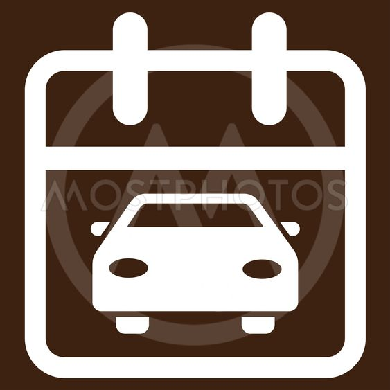 Car Day Icon