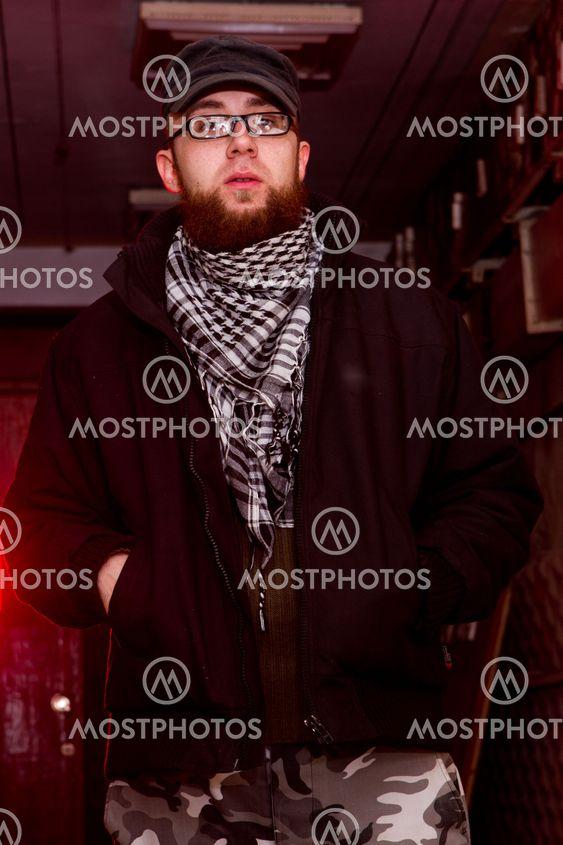 terrorist  in the stroma