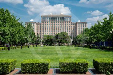 Tsinghua University in Beijing, China