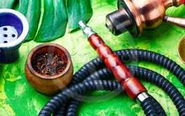 Arabia shisha with tobacco