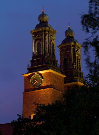 Kloster kyrka VIII