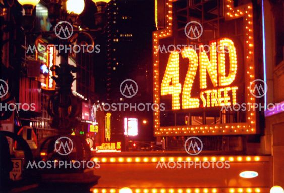 42nd street - Times Square
