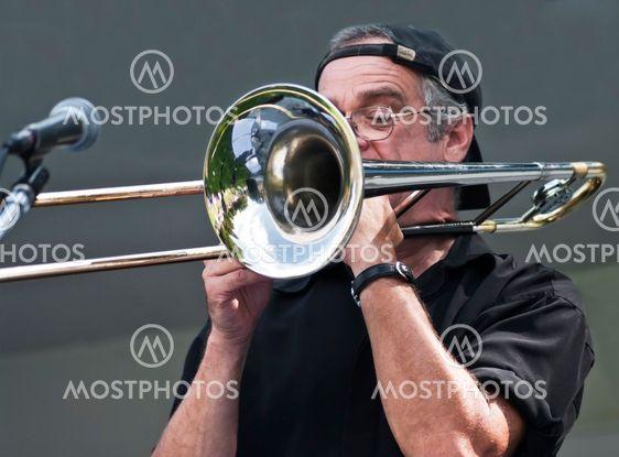 Live Trombone