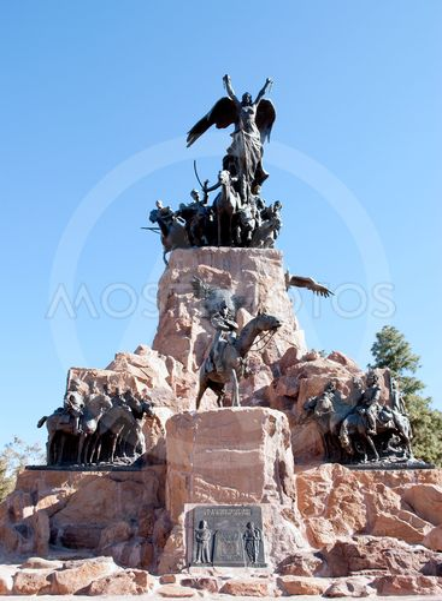 hill of the glory, Mendoza, Argentina