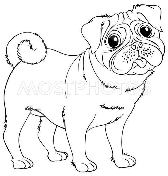 Doodles drafting animal for little dog