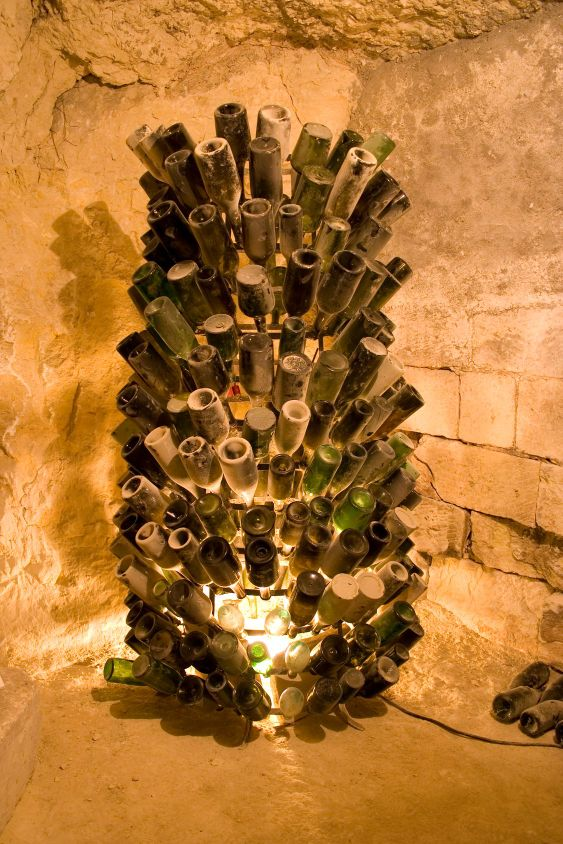 Bottles in the Cellar