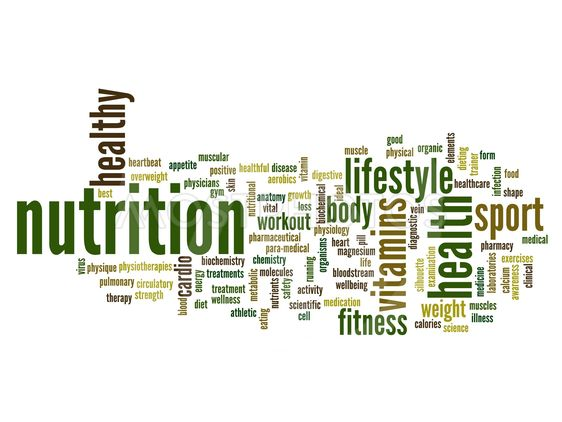 High resolution concept or conceptual abstract nutrition...