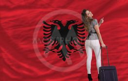 tourist travel to albania