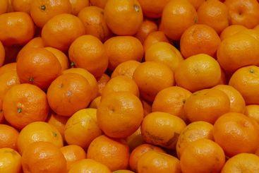 Clementiner i butiken - Silvertid