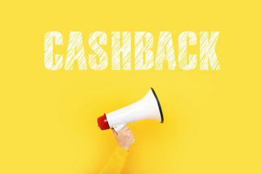 megaphone and cashback