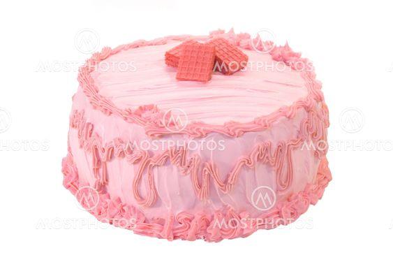 Koko Mansikan kakku