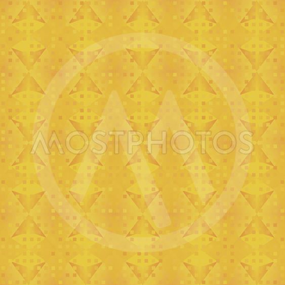 Yellow geometric background.