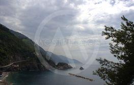 Sea view in Italy/ Liguria