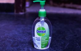 Sanitizer For Germs Free Hand
