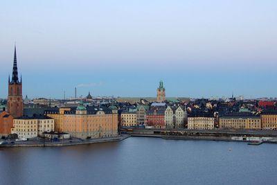 Stockholmskväll 1