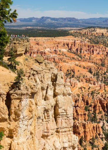 Hoodoo of Bryce Canyon National park USA