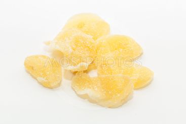Dry fruit Ginger with suger coated