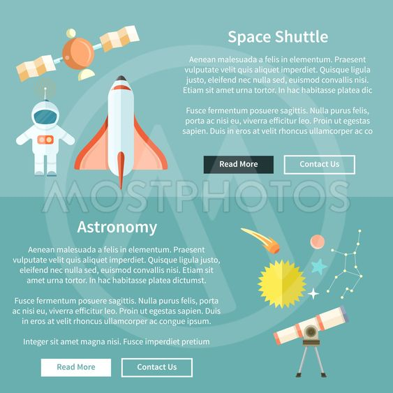 Space Shuttle and Astronomy Web Page