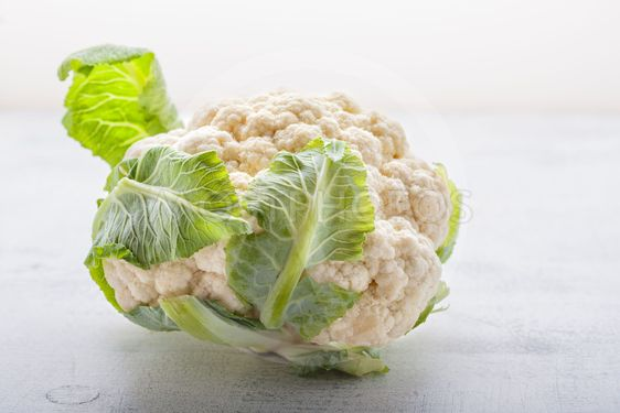 A bunch of cauliflower