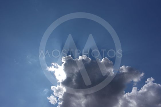 Cloud on Sky at Day