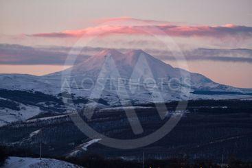 mountains in Caucasus region