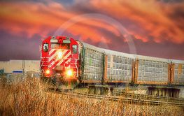 Auto Train from Detroit