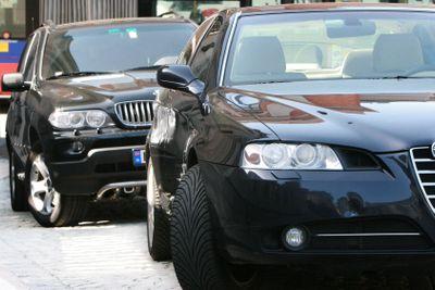 Embassy cars