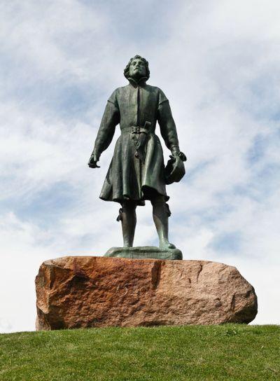 Mora Gustav Vasa statyn 2