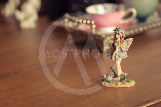 Doll Statue