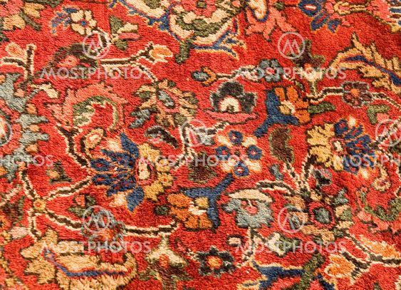 Orientaliska mattan