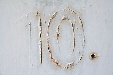 No. 10 is rotting