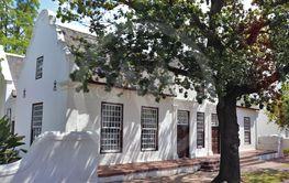 I Stellenbosch i Sydafrika