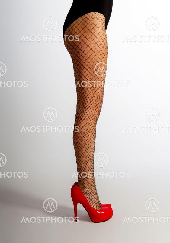 girl in pantyhose