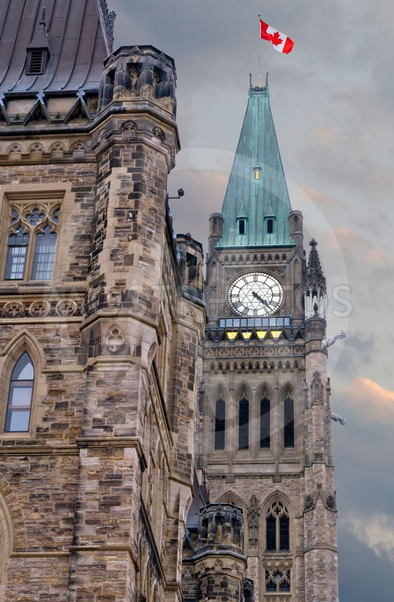 Centre Block Power