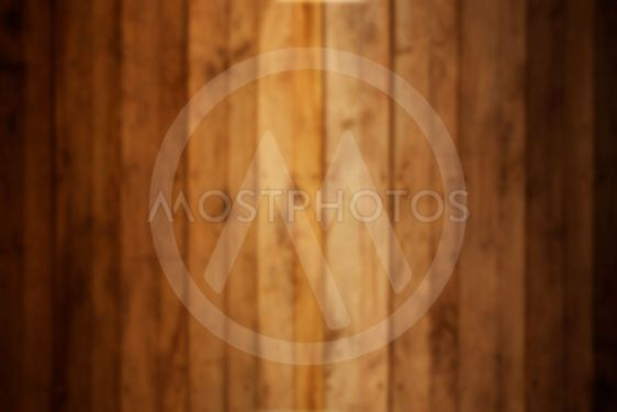 Blur background of wood wall
