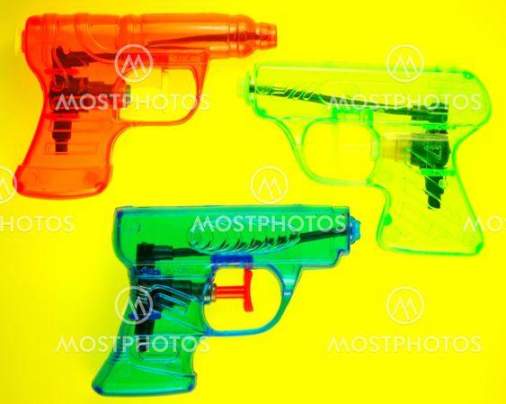 Squirt Guns