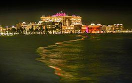 The Emirates Palace Hotel