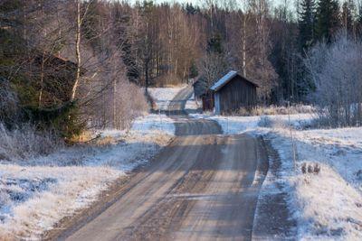Vinter på landet