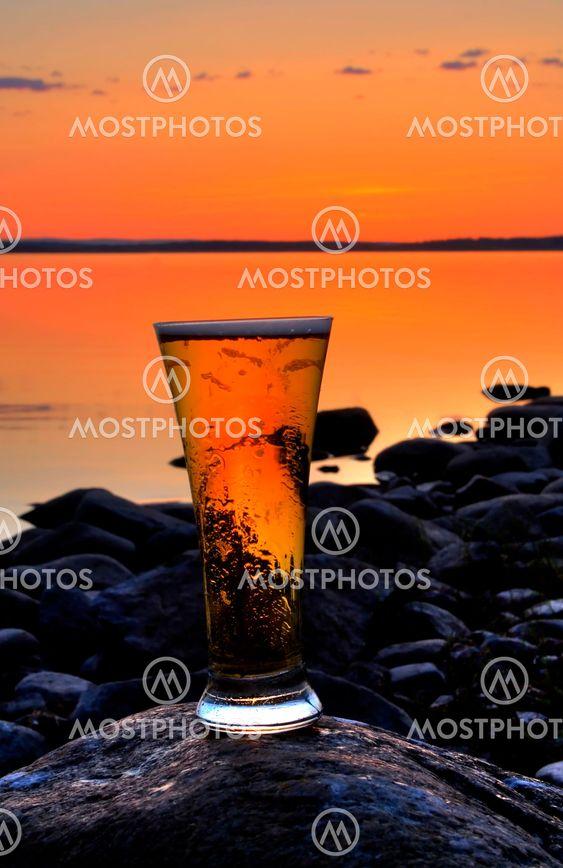 öl midnattssolen