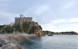 The Castle of Lerici - Liguria - Italy