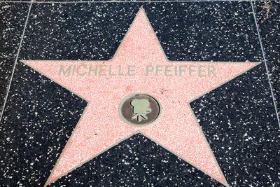Michelle Pfeiffer Hollywood Star